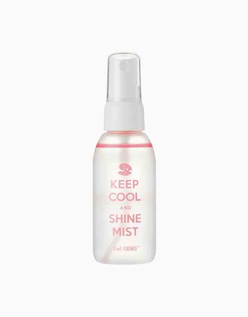 Shine Fixence Mist by KEEP COOL