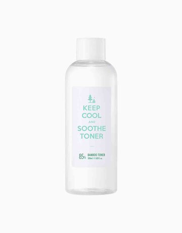 Soothe Bamboo Toner (350ml) by KEEP COOL
