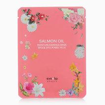 Salmon Oil Moisture Essence Mask by EyeNLip