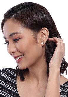 Kim Triangle Earrings by Znapshop