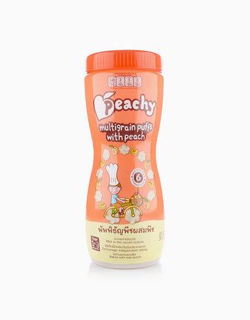 Multigrain Puff with Peach by Peachy