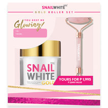 Gold Roller Set (Save P850) by SNAILWHITE