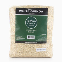 Organic White Quinoa (1kg) by The Healthy Choice Super Foods