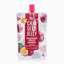 Chia Seed Passion Fruit Honey Jelly Drink by The Healthy Choice Super Foods