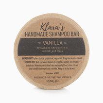 Vanilla Handmade Shampoo Bar by Klara's