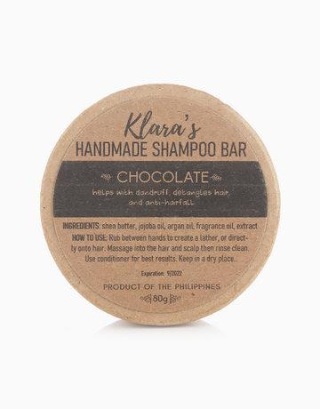 Chocolate Handmade Shampoo Bar by Klara's