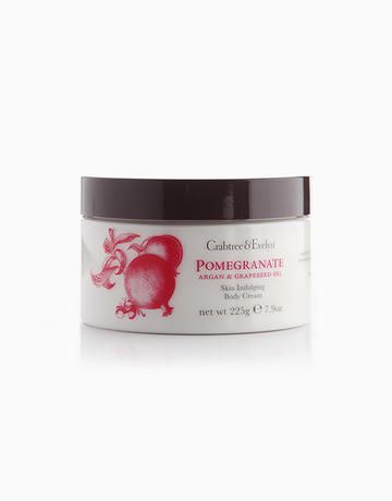 Pomegranate Body Cream by Crabtree & Evelyn