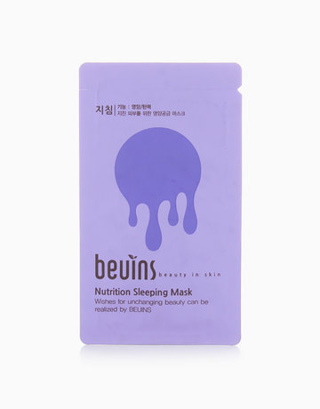 Nutrition Sleeping Mask by Beuins