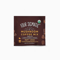 Mushroom Coffee With Lion's Mane & Chaga Sachet by Four Sigmatic