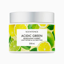 Acidic Green Body Sorbet by Scentence