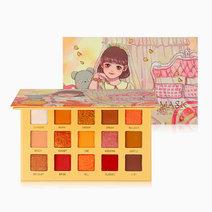 Wedding Dream 15-Color Eyeshadow Palette by Imagic
