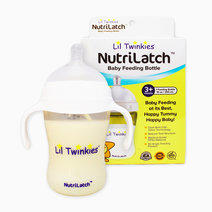 NutriLatch Feeding Bottle 3m+ by Li'l Twinkies