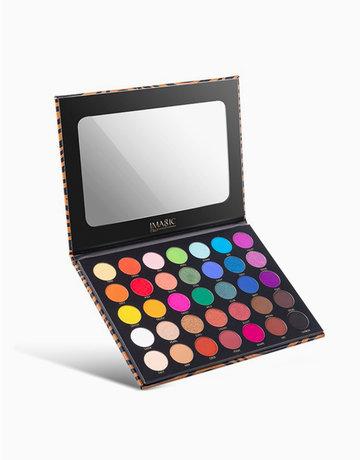 35-Color Vivid Eyeshadow Palette by Imagic