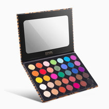 35-Color Vivid Eyeshadow Palette by Imagic