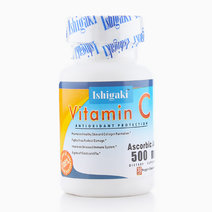 Vitamin C Antioxidant Protection (30 Capsules x 500mg) by Ishigaki