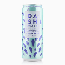 Dash Cucumber Sparkling Water (330ml) by Raw Bites