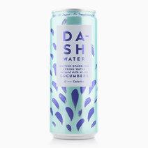 Cucumber Sparkling Water (330ml) by Dash