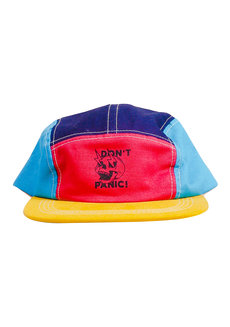 Don't Panic Cap by Artwork