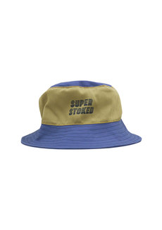 Stoked Bucket Hat by Artwork