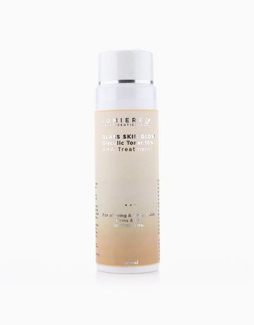 Glass Skin Glow Glycolic Toner by Lumiere Organiceuticals