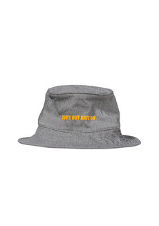 Hats On Bucket Hat by Artwork