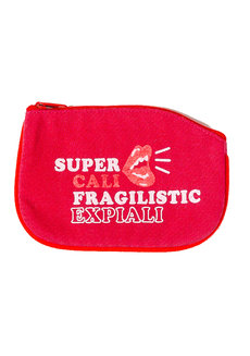 Super Cali Coin Purse by Artwork
