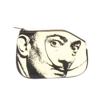 Salvador Dali Coin Purse by Artwork