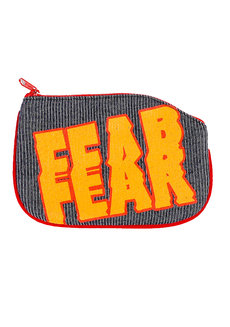 Fear Coin Purse by Artwork