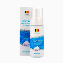 Fizzy Pop Magic Bubble Cleanser with Belgium Natural Spa Water by Skineralism