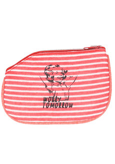 Worry Tomorrow Coin Purse by Artwork