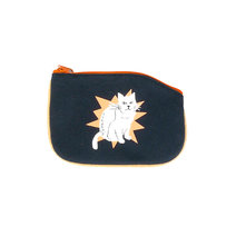 Tada Cat Coin Purse by Artwork
