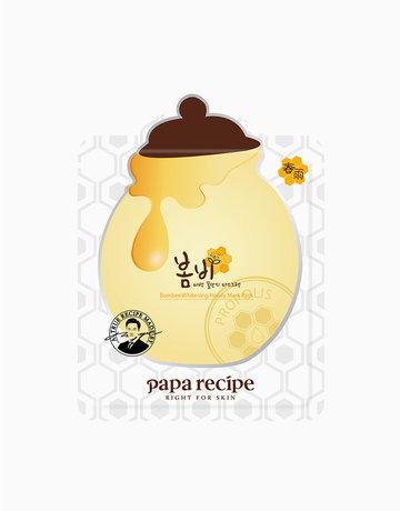 Bombee Whitening Honey Mask by Papa Recipe