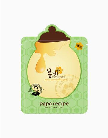 Bombee Green Honey Mask by Papa Recipe