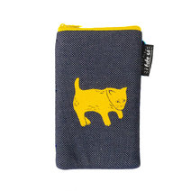 Full Cat Vertical Pouch by Artwork