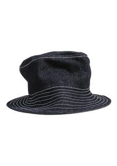 Black Denim Bucket Hat by Artwork