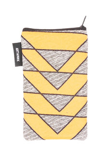 Press Play Vertical Pouch by Artwork