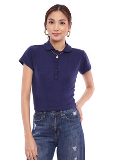 Madeline Polo Shirt by Babe
