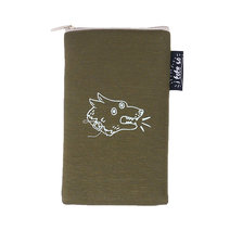 Noisy Vertical Pouch by Artwork