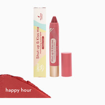 Shut Up & Kiss me Moisturizing Matte Lippie by Happy Skin