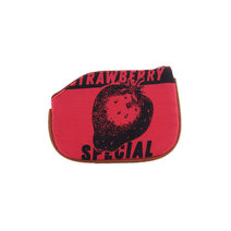 Strawberry Coin Purse by Artwork