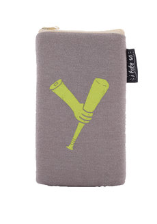 Y Vertical Pouch by Artwork