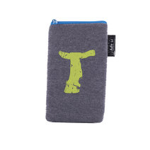 T Vertical Pouch by Artwork