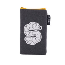 S Vertical Pouch by Artwork