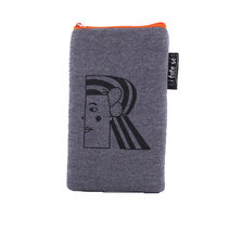 R Vertical Pouch by Artwork