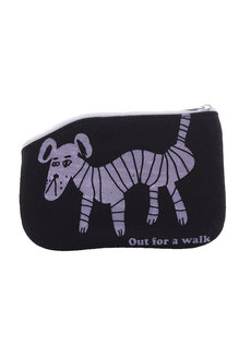 Out for a Walk Coin Purse by Artwork