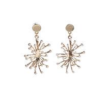 Janet (Pearl Galaxy Drop Earrings) by Kera & Co