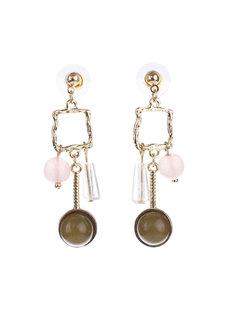 Taylor (Acrylic Drop Earrings) by Kera & Co