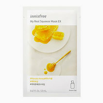 My Real Squeeze Manuka Honey Mask EX by Innisfree