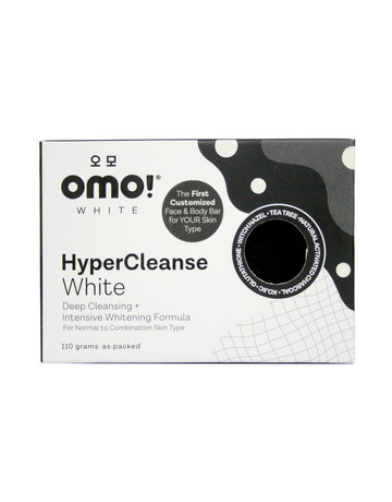 Deep Cleansing Soap (110g) by OMO! White
