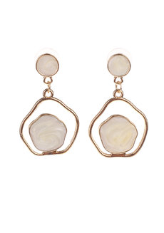 Zoey Glazed Earrings by EI Project
